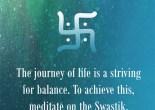 Swastik Sacred Symbol
